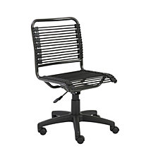 Bungie Low Back Office Chair, Quick Ship