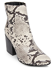 Madden Girl Aaden Block Heel Booties