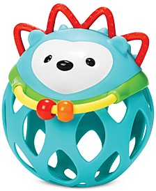 Explore & More Roll Around Hedgehog Rattle