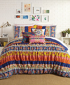 Jessica Simpson Provincial Full/Queen 3-PC Comforter Set
