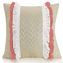 "Jessica Simpson Bellisima 18""x18"" Decorative Pillow"