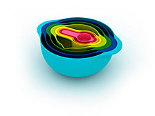 Joseph Joseph Nest 8-Pc. Locking Bowl Set