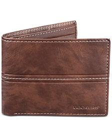 Docker Men's RFID Passcase Wallet