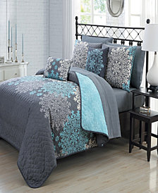 Amber 9-Pc. Quilt Sets