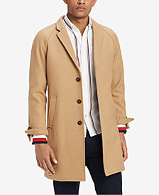Tommy Hilfiger Men's Casey Topcoat, Created for Macy's