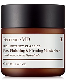 High Potency Classics Face Finishing & Firming Moisturizer, 4-oz.