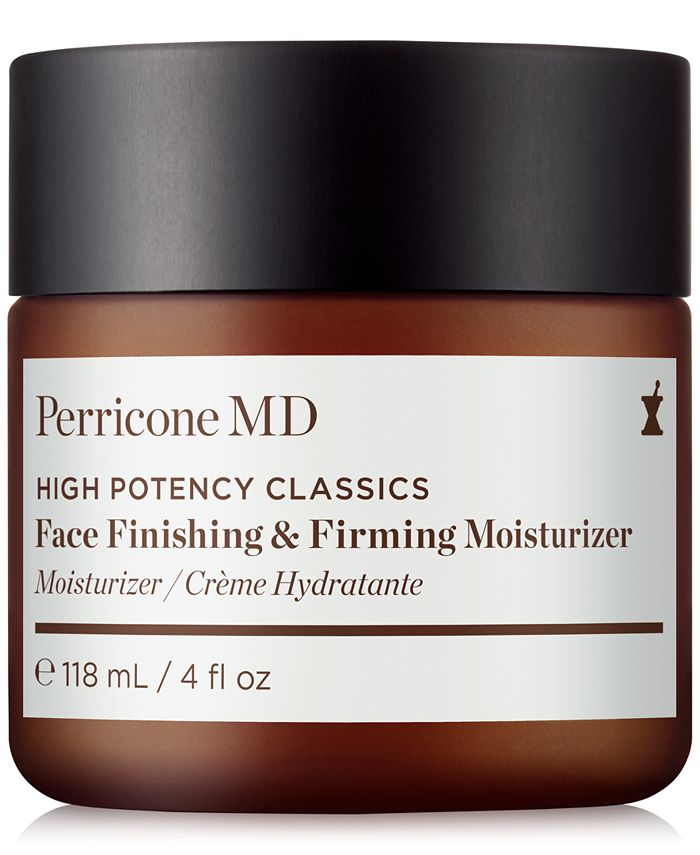 Perricone MD - High Potency Classics Face Finishing & Firming Moisturizer, 4-oz.