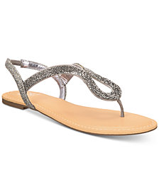 Material Girl Shyla Sandals, Created for Macy's