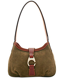 Dooney & Bourke Suede Shoulder Bag