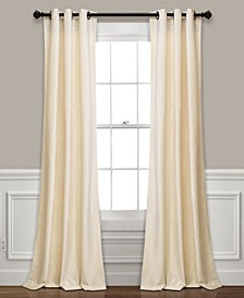 Lush Decor Prima Velvet Curtain Sets