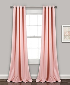 Insulated Grommet Blackout Curtain Panels Collection