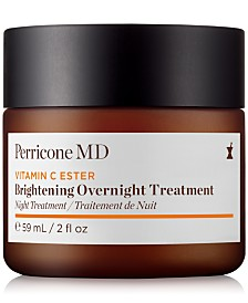 Perricone MD Vitamin C Ester Brightening Overnight Treatment, 2 fl. oz.