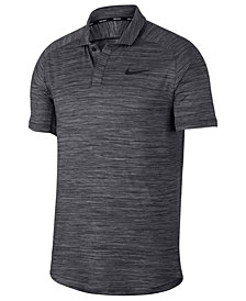 Nike Men's Dry Heathered Polo