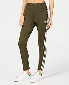 adidas Originals Adicolor Superstar Three-Stripe Track Pants