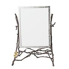 Butterfly Gingko Jewelry Mirror