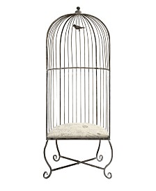 Imax Dorchester Birdcage Accent Chair