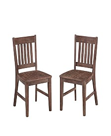 Home Styles Morocco Side Chair Pair