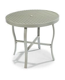 Home Styles South Beach Round Outdoor Dining Table