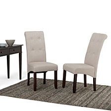 Set of 2 Verona Dining Chair, Quick Ship