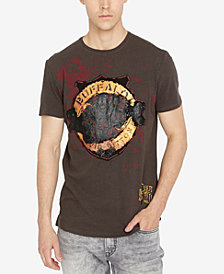 Buffalo David Bitton Men's Toukla Graphic T-Shirt