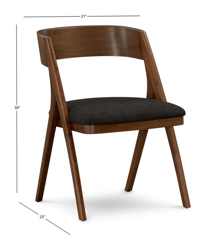 Furniture Oslo Dining Chair, 6-Pc. Set (Set of 6 Chairs), Created for Macy's & Reviews - Furniture - Macy's
