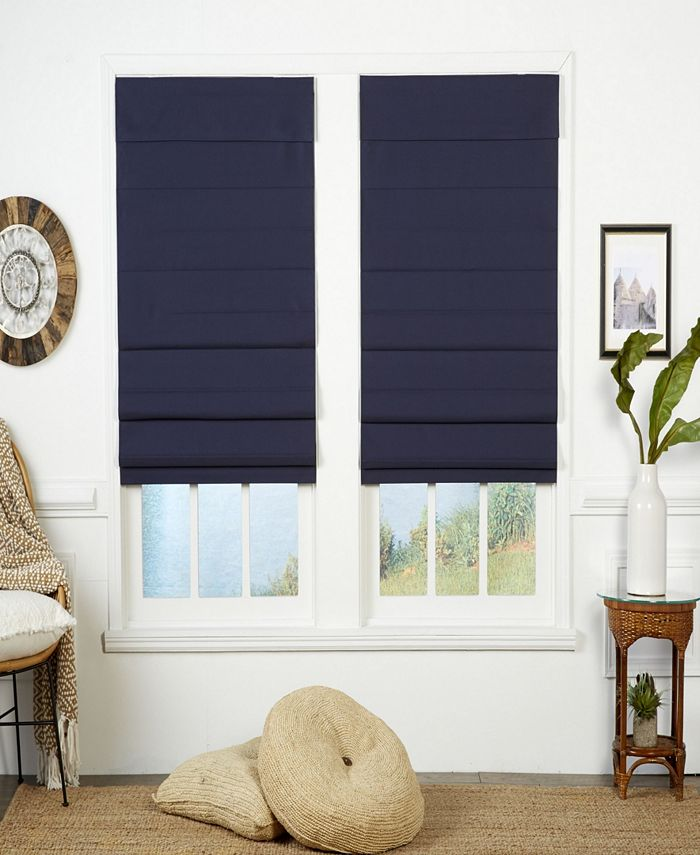 The Cordless Collection - Insulating Cordless Roman Shade, 71x72