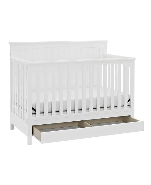 Storkcraft Davenport 5-in-1 Crib with Drawer