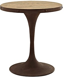 "Drive 28"" Round Wood Top Dining Table"