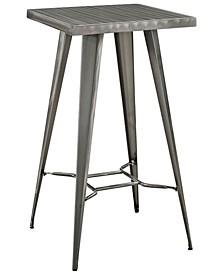 Direct Metal Bar Table