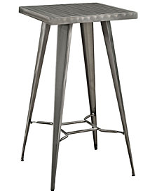 Direct Metal Bar Table