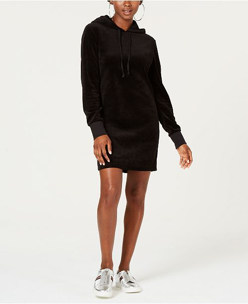 Juicy Couture Track Velour Hooded Dress   Reviews - Dresses ... b57f852e3