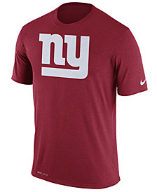 Nike Men's New York Giants Legend Logo Essential 3 T-Shirt