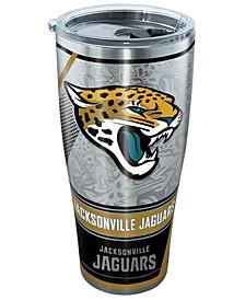 Jacksonville Jaguars 30oz Edge Stainless Steel Tumbler