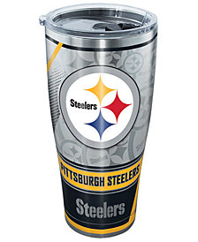 Tervis Tumbler Pittsburgh Steelers 30oz Edge Stainless Steel Tumbler