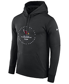 Nike Men's Arizona Cardinals Property Of Therma Hoodie