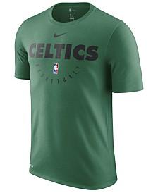 Nike Men's Boston Celtics Practice Essential T-Shirt