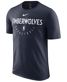 Nike Men's Minnesota Timberwolves Practice Essential T-Shirt