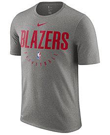 Nike Men's Portland Trail Blazers Practice Essential T-Shirt