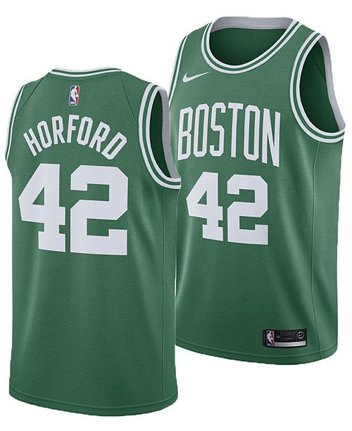online store f1d46 5e454 Men's Al Horford Boston Celtics Icon Swingman Jersey