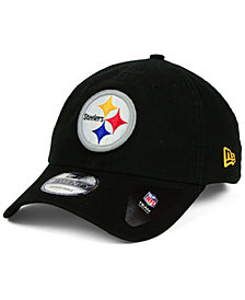 New Era Pittsburgh Steelers Core Shore 9TWENTY Strapback Cap