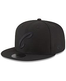 New Era Boston Celtics Alpha Triple Black 59FIFTY FITTED Cap