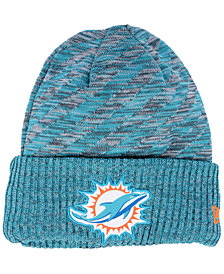 New Era Boys' Miami Dolphins Touchdown Knit Hat