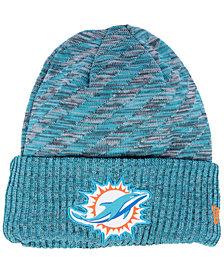 New Era Boys' Miami Dolphins Touchdown Knit Hat