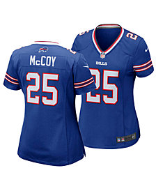 Nike Women's LeSean McCoy Buffalo Bills Game Jersey