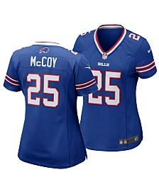 Nike Women's LeSean McCoy Buffalo Bills Game Jersey