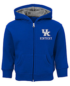 Outerstuff Kentucky Wildcats Red Zone Full-Zip Hooded Sweatshirt, Infants (12-24 Months)