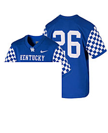 Nike Kentucky Wildcats Replica Football Game Jersey, Big Boys (8-20)