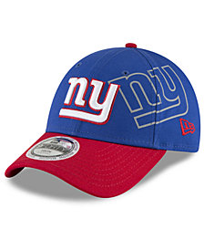 New Era Boys' New York Giants Side Flect 9FORTY Cap