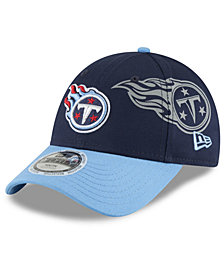 New Era Boys' Tennessee Titans Side Flect 9FORTY Cap