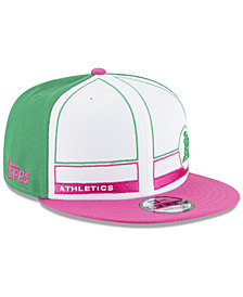 New Era Oakland Athletics Topps 1983 9FIFTY Snapback Cap